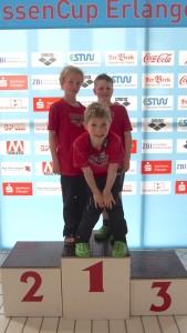 Sparkassen Cup Erlangen 2015