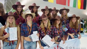 Bronze für die B-Jugend DMSJ-Bundesfinale 2015