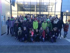 Wanderung Moritzberg 22.12.2015 - 1 von 3
