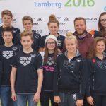 Pascale Freisleben siegt bei den Deutschen Freiwassermeisterschaften
