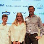 """Antonia Berger und Taliso Engel ins """"Team Nürnberg 2017"""" berufen"""