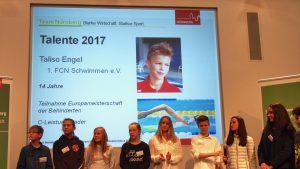 Team Nürnberg 2017