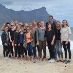 Trainingslager in Südafrika