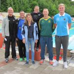 Bärenstarke Leistungen der Masters Schwimmer aus Erlangen