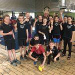 SG Mittelfranken erfolgreich im Schwimm-Mehrkampf