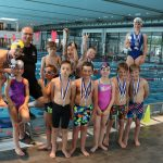 Heiners Truppe erfolgreich beim 5. Schwandorfer Pokalschwimmfest
