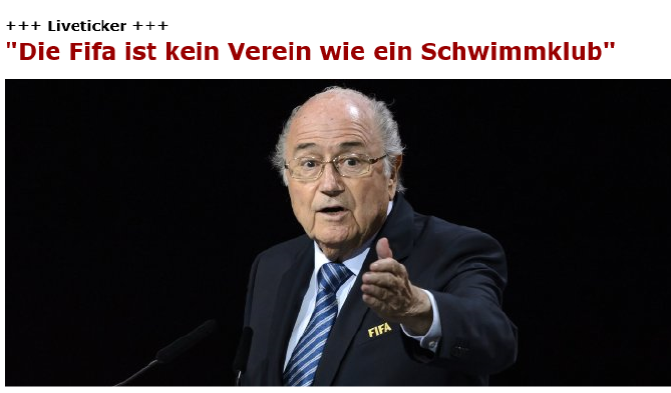 Blatter-Schwimmklub