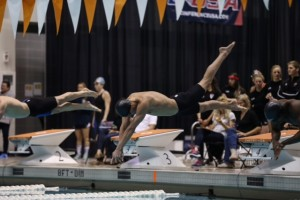 2015 C-USA Swimming and Diving Championships hosted in Knoxville, TN. Photo By Donald Page