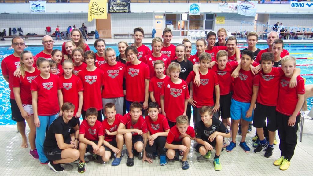 Alle Teilnehmer der SGM - Bundesfinale 2015 - Hannover