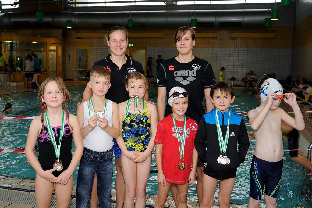 Fürther Kinderschwimmen 2016