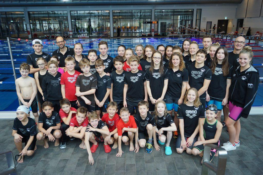 1.Internationales Schwimmfest Nürnberg 2016