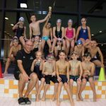 Fürther Kinderschwimmen der 5. Mannschaft aus Nürnberg