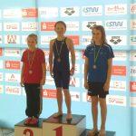 Ein  Drittel aller Medaillen beim International Swim Meeting eingesackt!