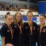 Schwimmer der SG Mittelfranken gehen mit 3 Rekorden in die Vereinsgeschichte ein