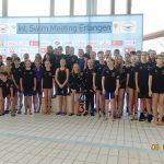 In jeder Hinsicht ein gelungener Heimwettkampf: das International Swim Meeting